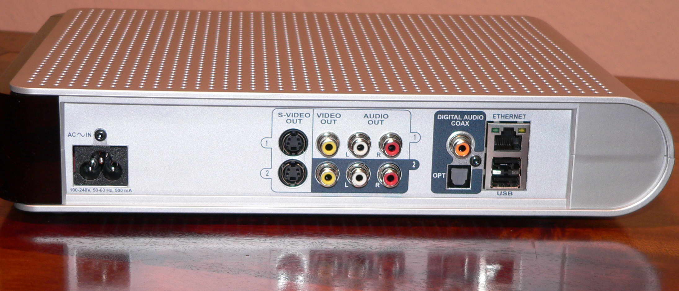 thomson set top box manual